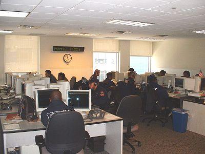 EMS dispečink - pracoviště pro příjem hovorů