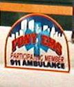 """Participating in 911 system - znak """"cizích"""" sanit zařazených v systému """"911"""""""