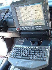 """""""Palubní počítač"""" je standardní výbavou všech vozů v systému"""